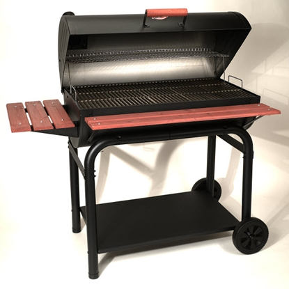 """Picture of BBQ Grill Charcoal Outlaw 725"""" Grill (CG-2137)"""