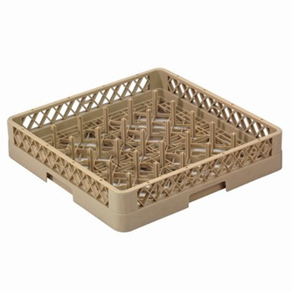 Picture of Peg Rack, 25 Pegs, Beige Color, L50xW50xH10 cm. (GC226-JB-25B)