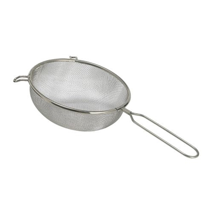 "Picture of 8"" Stainless Steel Strainer Fine Mesh (GC123-LX1790)"
