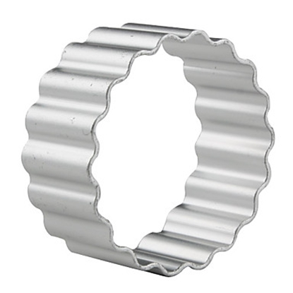 Picture of Cookie Cutter Cupcake Shape L4.5xH2 cm. (GC280-8264-F31)