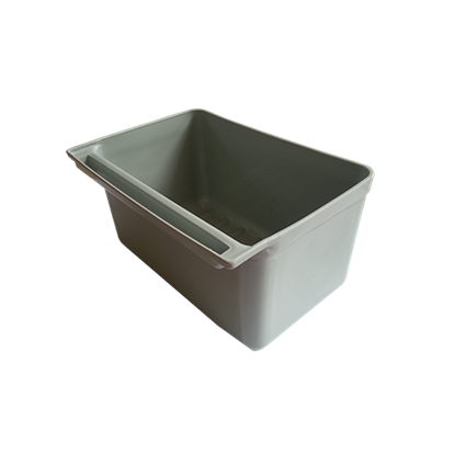 Picture of Service Cart Cutlery Holder Container Grey Color L33.5xW22.5xH18 cm. (GC226-8691)